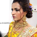 Reception makeup image